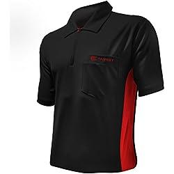 Target cool play Hybrid negro rojo dardos camisa coolplay Medium