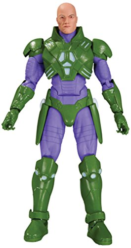 DC Icons Lex Luthor Forever Evil Action Figure (Lex Luthor Toy)