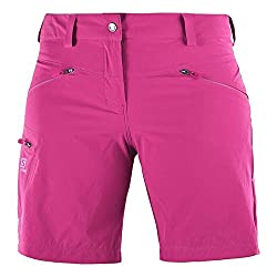 Salomon Wayfarer Short Women Pink Yarrow, 38