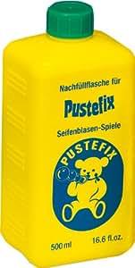 Pustefix - 869-722 - Jeu de Plein Air et Sport - Recharge liquide de bulles de savon - 500 ml