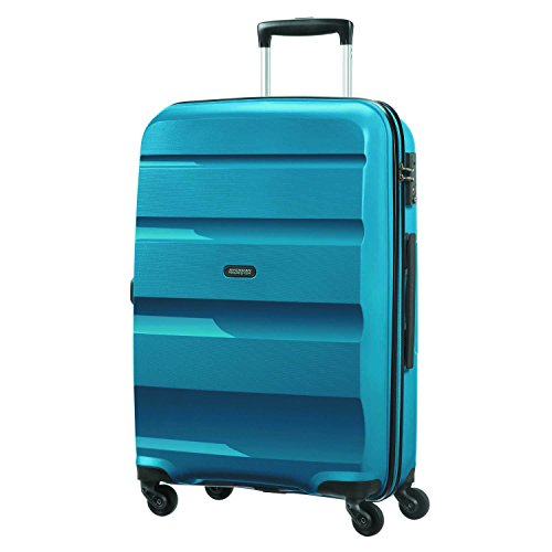 American Tourister - Bon Air - Spinner 66 cm, 57.5 L, Bleu (Seaport Blue)