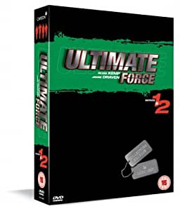 Ultimate Force - Series 1 and 2 [DVD] [2002]