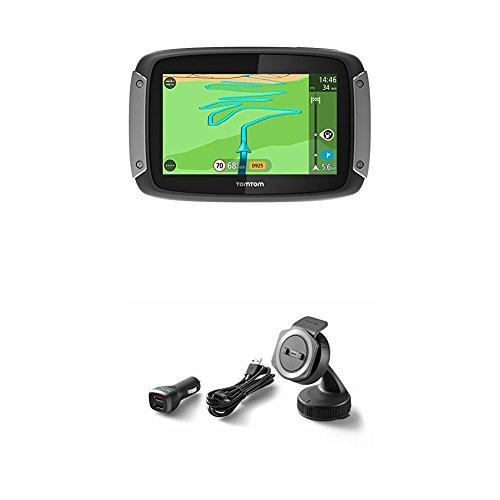 Tomtom GPS Moto RIDER 400