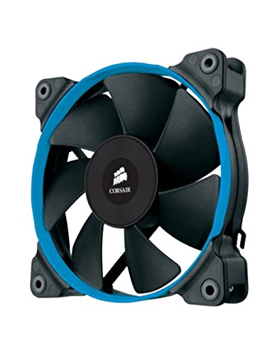 Price comparison product image Corsair CO-9050005-WW Air Series SP120 Quiet Edition 120mm Low Noise High Pressure Fan Single Pack