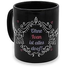 Tasse mit Namen Sibylle Motiv Lieblingsmensch