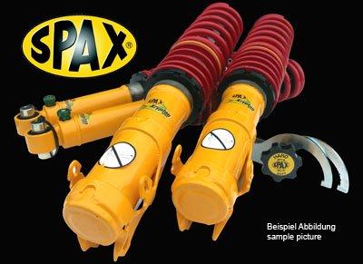 Preisvergleich Produktbild SPAX härteverstellbares Gewindefahrwerk Passat 3B Limo,  Variant,  Typ 3B,  66-142KW,  Bj. 05 / 98-11 / 00,  4-Motion (SXRSX876)