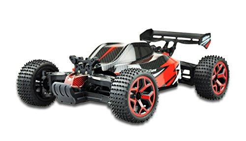 Preisvergleich Produktbild Amewi 22222 - Buggy Storm D5 1:18 4WD RTR, Fahrzeug, rot