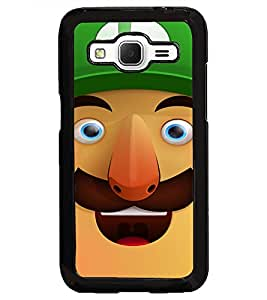 PrintDhaba Cartoon D-6095 Back Case Cover for SAMSUNG GALAXY CORE PRIME (Multi-Coloured)