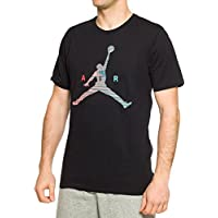 Nike Air Jumpman Tee-Maglietta a maniche corte, linea: Michael Jordan,