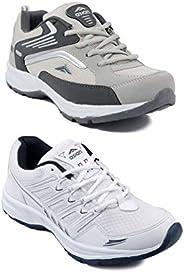 ASIAN Men's Running & Walking Shoes (Set of