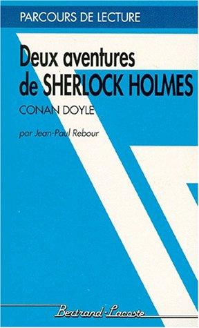 SHERLOCK HOLMES-PARCOURS DE LECTURE