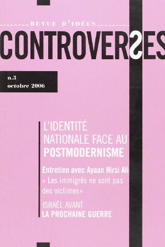 Controverses N03-Identit Nationale Face au Postmoderni