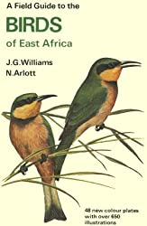The Collins Field Guide to the Birds of East Africa