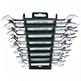 Double Open End Spanner Set Of 8 Pcs For Plumbing,Auto Mechanics,Cyclists And Motorbikes,Furniture