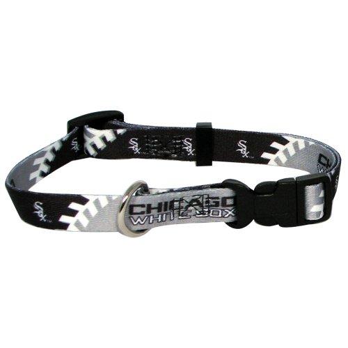 hunter-mfg-chicago-white-sox-dog-collar-extra-small