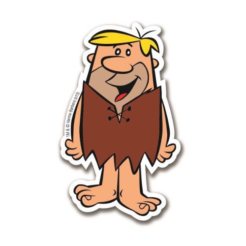 Magnet Barney - Familie Feuerstein - Kühlschrankmagnet - Lizenziertes Originaldesign - LOGOSHIRT (Den Von Bam-bam Flintstones)