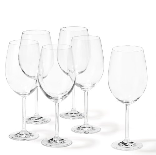 Leonardo 35240 Bordeauxglas Set Daily 6-teilig