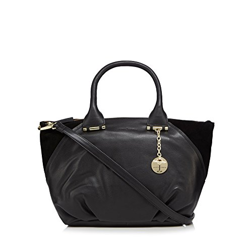 Used, J By Jasper Conran Womens Black Leather Contrasting for sale  Delivered anywhere in UK