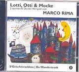 Lotti,Otti & Mocke 3 - S'Geischterschloss/ De Wundertrank