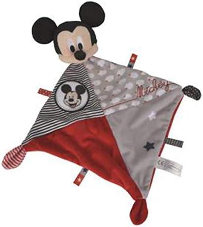 Joie du Nouvel An, cadeau d'or Doudou Disney Baby Plat Mickey | Valeur Formidable