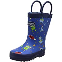 Chipmunks Boys' Robbie Wellington Boots