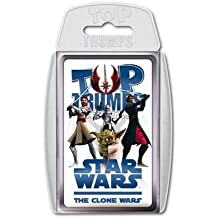 Winning Moves 60727 Top Trumps: Star Wars - The Clone Wars