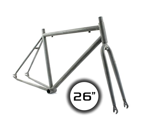 'Ridewill Bike Kit Rahmen Fixed starr-26