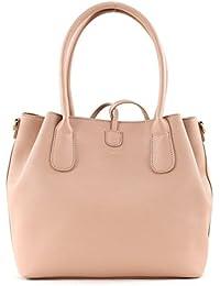 Esprit Sofia City Bag Nude Rosa Handtasche Tasche Schultertasche Umhängetasche Schulter Taschen 057EA1O014-E685