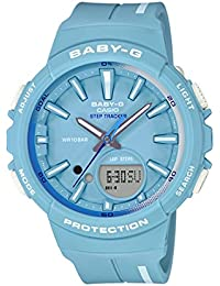 Casio Baby-g Analog-Digital Blue Dial Women's Watch - BGS-100RT-2ADR (BX106)