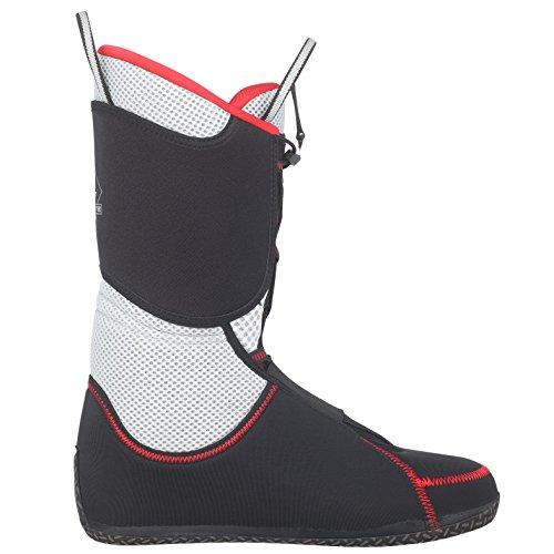 Scott Herren Ski Innenschuh Inner Liner PWR Lite High Black/Red 30 -