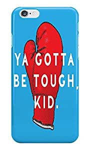 Dreambolic Toughen Up Kid I Phone 6 Plus Mobile Cover