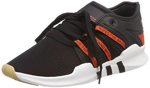 adidas Damen EQT Racing ADV Fitnessschuhe, Schwarz (Negbas/Narfue/Ftwbla 000), 43 1/3 EU (Schuhe Sport Racing)