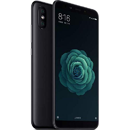 "Xiaomi MI A2 - Smartphone OF 5.9"" (Qualcomm Snapdragon 660 a 2.2 GHz, RAM 4 GB, memory 64 GB, GBal chamber 12/20 MP, Android) Color Black [Spanish version]"