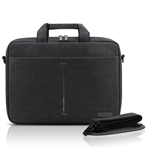 Arvok 13 13,3 Pollici Sleeve per Laptop / Custodia Borsa Portatile / Ventiquattrore / Resistente all'acqua Sleeve Case per Laptop / Notebook / Tablet / Computer / MacBook Pro / MacBook Air (Grigio)