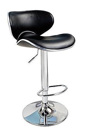 hnnhome vegas swivel faux leather breakfast kitchen bar stools pub barstools black amazoncouk kitchen u0026 home - Amazon Bar Stools