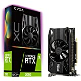 EVGA GeForce RTX 2060 XC Gaming, 6GB GDDR6, HDB Fan Carte Graphique 06G-P4-2063-KR