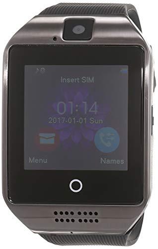 Montre Connectée, Bluetooth smartwatch Etanche avec SIM/TF Carte Caméra Ecran Tactile Sport...