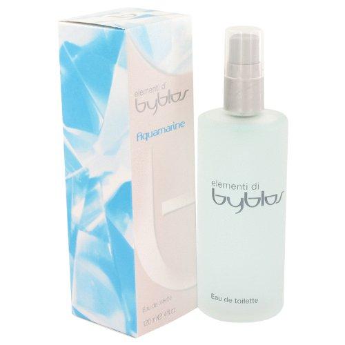 Byblos Byblos Aquamarine Von Byblos Eau De Toilette Spray 4Oz/110Ml - Perfume Byblos