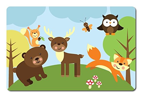 Nourish Table Mat - Set of 6