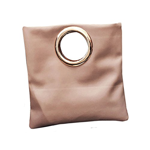 Lahaute Archaistic Bag New Easy Borsette Moda Cluth Tracolla Rosa