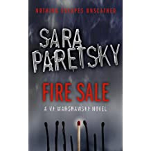 Fire Sale: V.I. Warshawski 12 (The V.I. Warshawski Series)