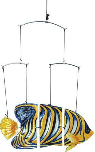 Premier Kites Lenker Radaufhängung Fisch Mobiles Aufhängen Dekoration–Regal Angel Fish (Angel Fisch Regal)