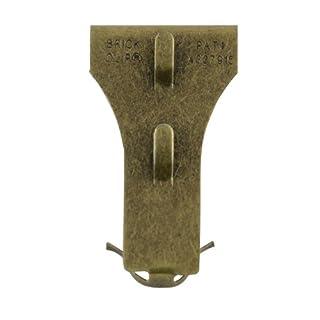Adams Christmas 1450-99-1040 Brick Clip, 2-Pack