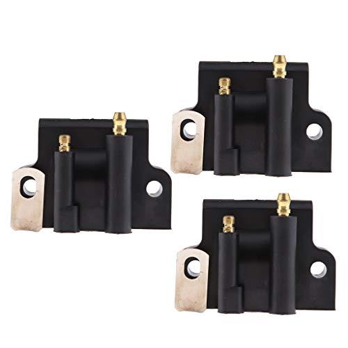 Almencla 3 Stücke Zündspule Ersatz Für Johnson Evinrude 85 140HP Ersetzt 582508 18 5179 72010, Auto Ersatzteile