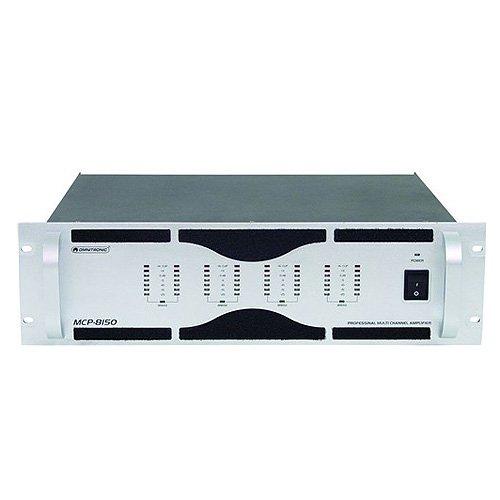 Omnitronic 10452430 MCP-8150 Mehrkanal-Endstufe
