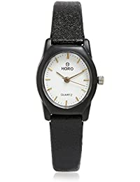 Horo(Imported) Plastic Oval Wrist Watch 32X24mm