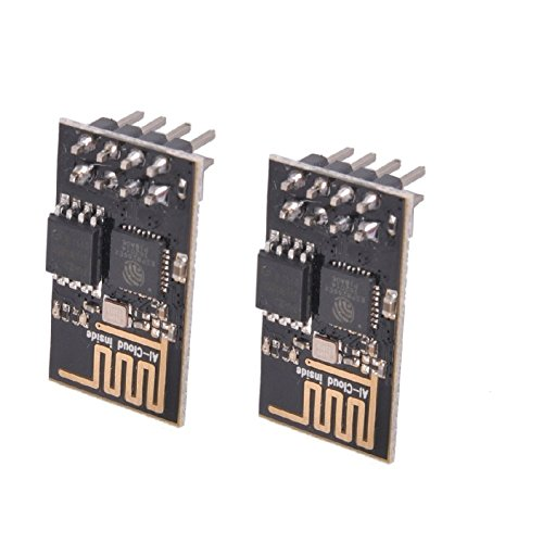 Amazon.co.uk - 2ps - ESP8266 - ESP-01 Wi-Fi Board