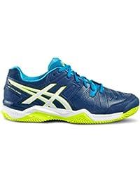Asics  - Zapatillas de tenis/pádel de hombre gel challenger 10 clay