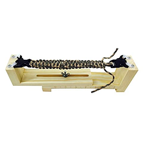 Fozela Jig Armband Maschine Bracelet Maker, Paracord flicht Weaving DIY