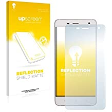 upscreen Reflection Shield Protector Pantalla Mate Doogee Hitman DG850 Película – Antireflejos, Anti-Huellas